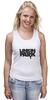 "Майка (Женская) ""Linkin Park logo"""