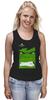 "Майка классическая ""ФитПит.рф - Спортивное питание"" - спорт, фитнес, hulk, халк, кросфит"