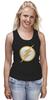 """Майка (Женская) """"Flash (Молния)"""" - flash, молния, флэш"""