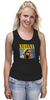 "Майка (Женская) ""Nirvana "" - grunge, гранж, nirvana, rock, kurt cobain, рок музыка, курт кобейн, нирвана"