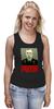 "Майка классическая ""Putin"" - putin, russia, президент, путин, россия"