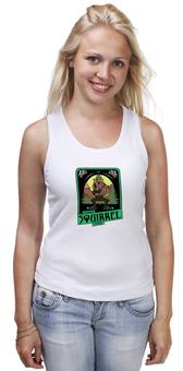 """Майка классическая """"squirrel"""" - футболка мужская"""