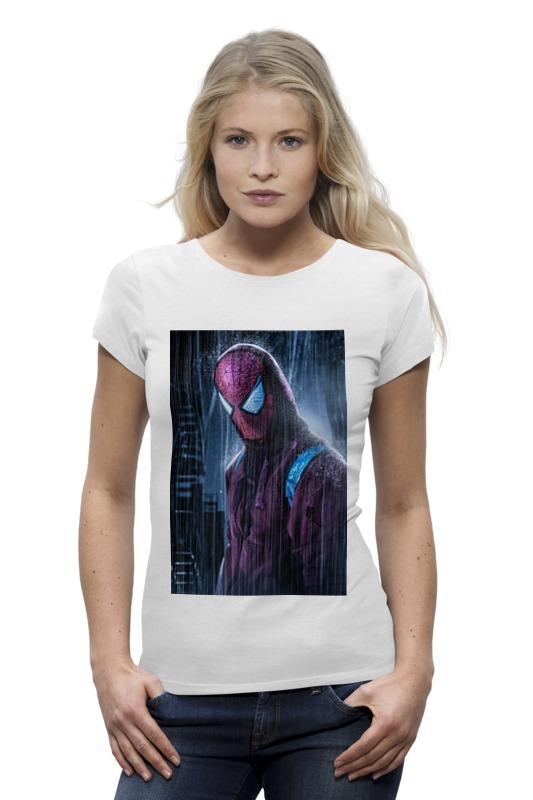 Футболка Wearcraft Premium Printio Человек-паук (spider-man) футболка wearcraft premium slim fit printio spider man
