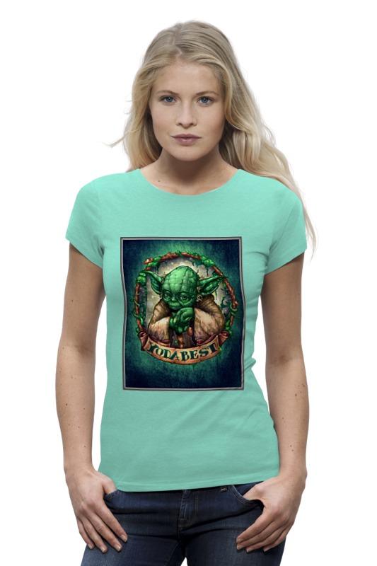 Футболка Wearcraft Premium Printio Yoda best футболка классическая printio yoda best