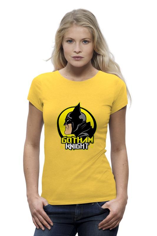 Футболка Wearcraft Premium Printio Gotham knight футболка для беременных printio gotham knight