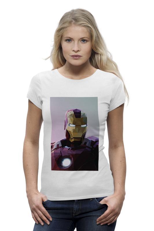Футболка Wearcraft Premium Printio Железный человек футболка wearcraft premium printio баймакс железный человек