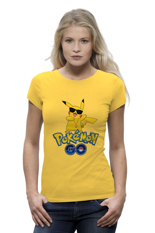 Футболка Wearcraft Premium Printio Pokemon go футболка wearcraft premium printio кит ричардс