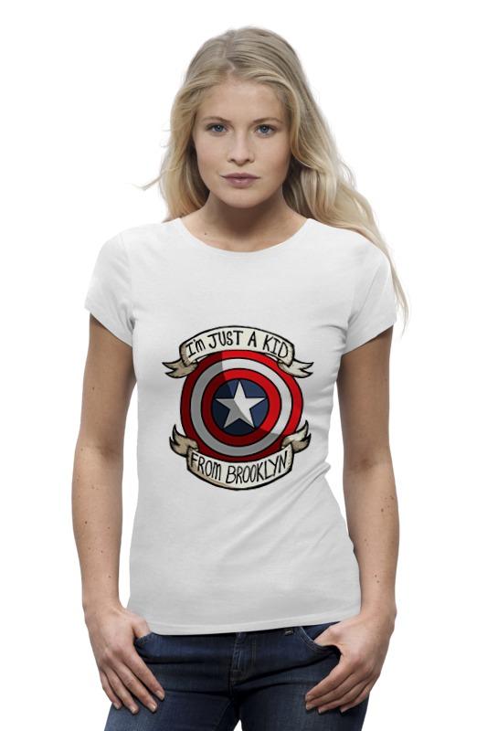 Футболка Wearcraft Premium Printio Captain america футболка wearcraft premium printio кит ричардс