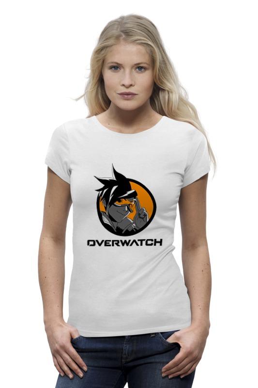 Футболка Wearcraft Premium Printio Overwatch tracer худи print bar tracer