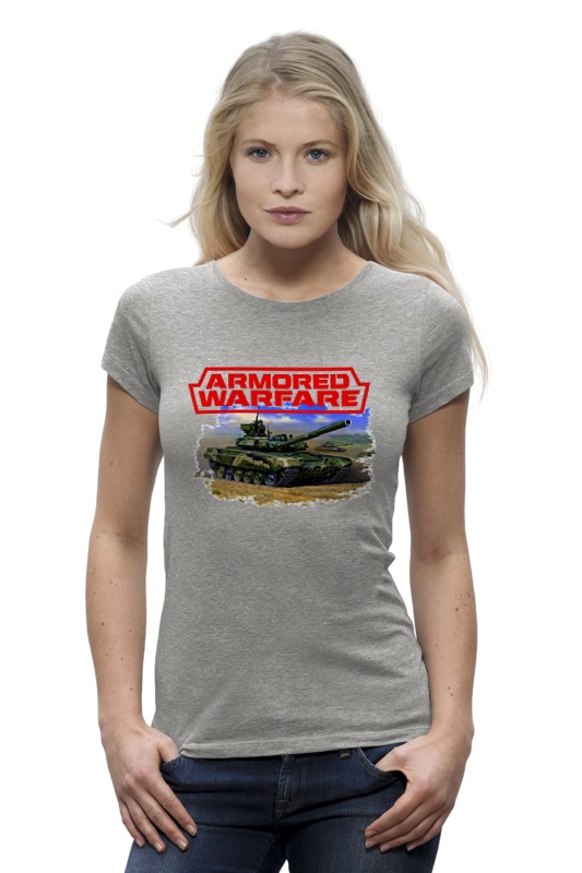 Printio Armored warfare