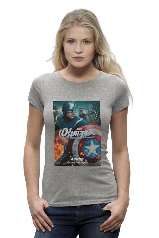 Футболка Wearcraft Premium Printio Мстители / avengers футболка wearcraft premium printio avengers pigs
