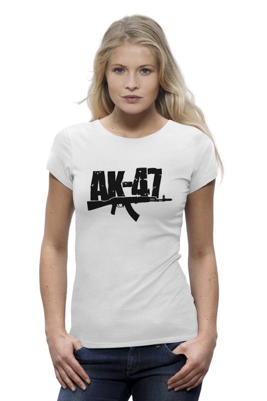 Футболка Wearcraft Premium Printio Ak-47 футболка wearcraft premium printio кит ричардс