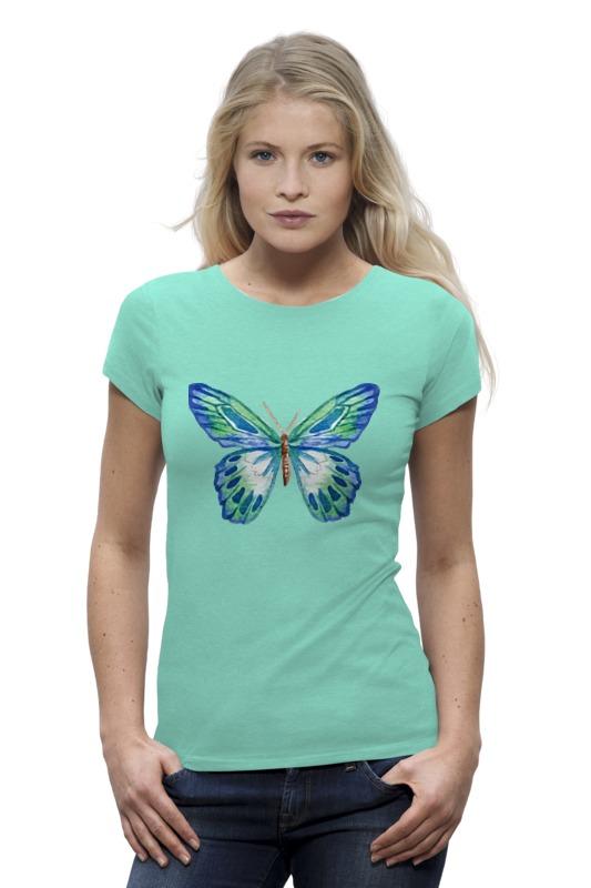 Футболка Wearcraft Premium Printio Бабочка бабочки magnetiq галстук бабочка