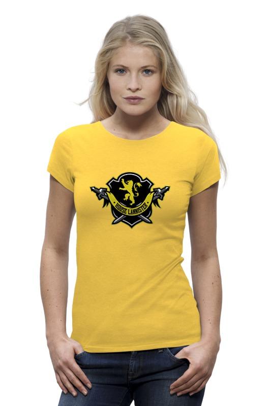 Футболка Wearcraft Premium Printio House lannister футболка wearcraft premium printio кит ричардс