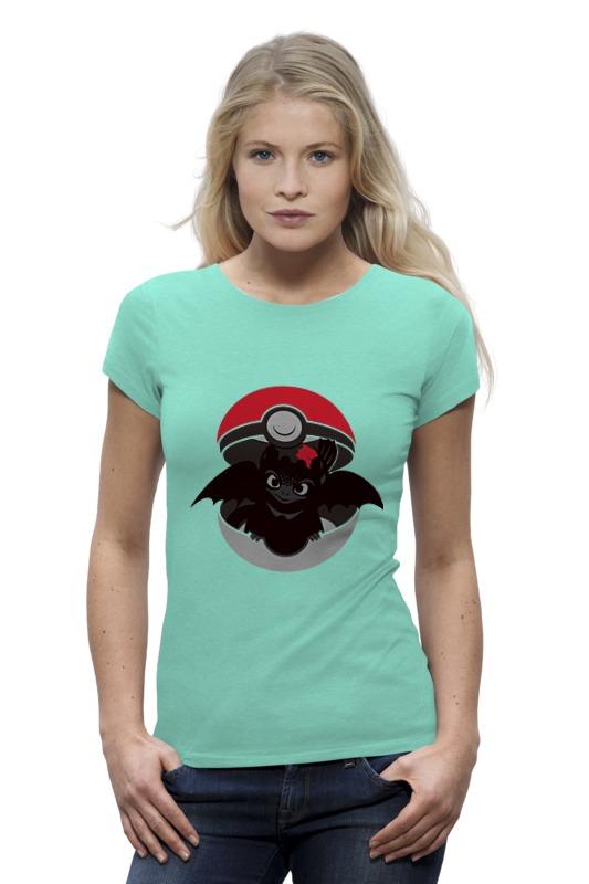 Футболка Wearcraft Premium Printio Поймай дракона футболка wearcraft premium slim fit printio поймай дракона