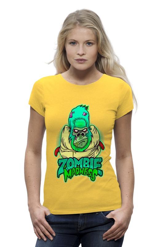 Футболка Wearcraft Premium Printio Zombie madness