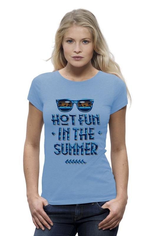 Футболка Wearcraft Premium Printio Summer футболка wearcraft premium printio cocktail summer
