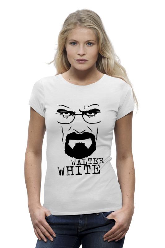 Футболка Wearcraft Premium Printio Walter white футболка стрэйч printio walter