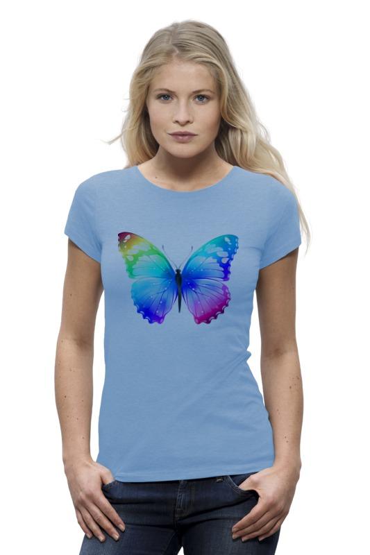 Футболка Wearcraft Premium Printio Бабочка футболка wearcraft premium printio бабочка ангела смерти