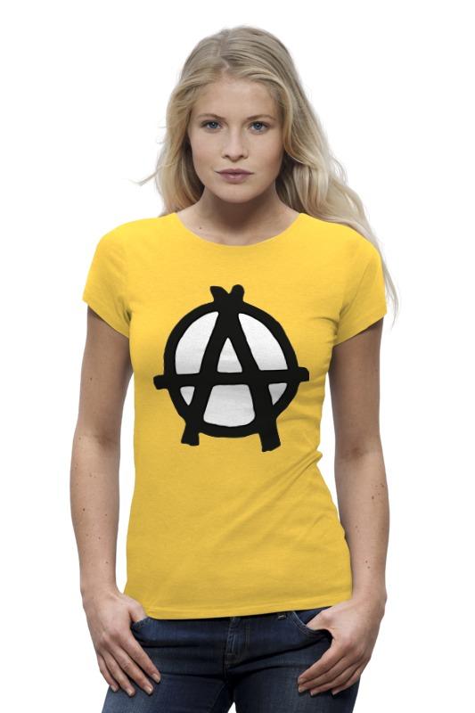 Футболка Wearcraft Premium Printio Анархия, anarchy поло print bar анархия