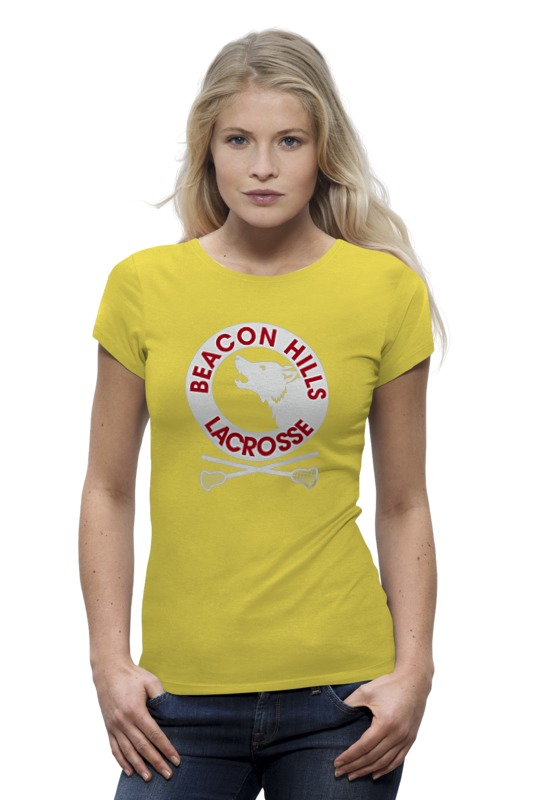 Футболка Wearcraft Premium Printio Teen wolf - beacon hills футболка wearcraft premium printio wolf teen