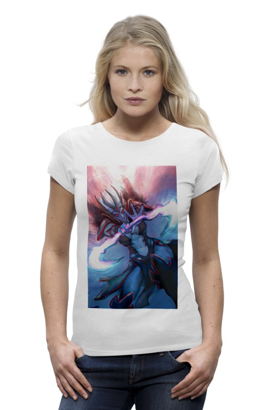 Футболка Wearcraft Premium Printio Vengeful spirit футболка wearcraft premium printio кит ричардс