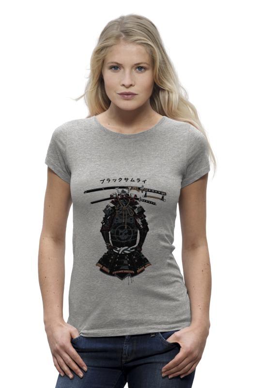 Футболка Wearcraft Premium Printio Самурай футболка 1233