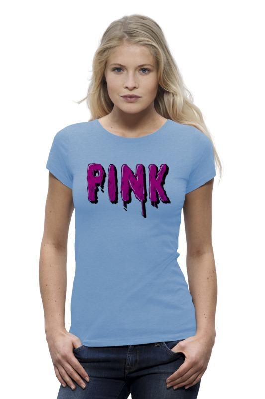 Футболка Wearcraft Premium Printio Pink футболка wearcraft premium printio pink try