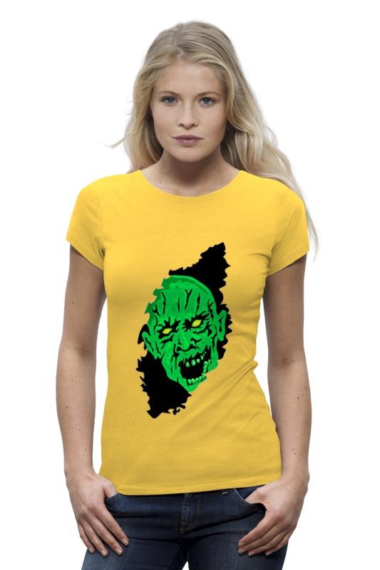 Футболка Wearcraft Premium Printio Zombie футболка wearcraft premium printio zombie star