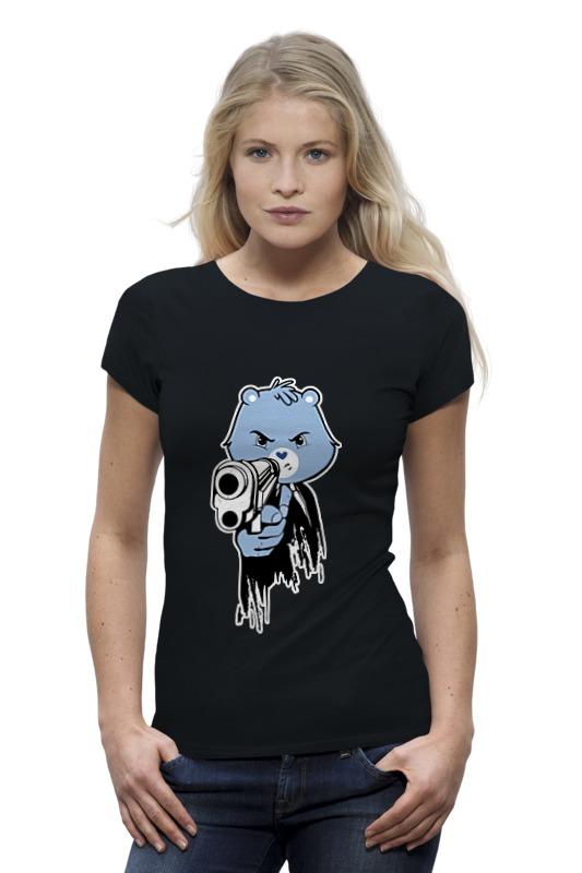 Футболка Wearcraft Premium Printio Мишка киллер футболка для беременных printio мишка me to you