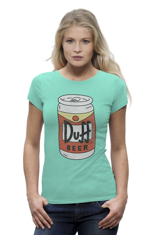 Футболка Wearcraft Premium Printio Пиво duff jana duff аксессуары