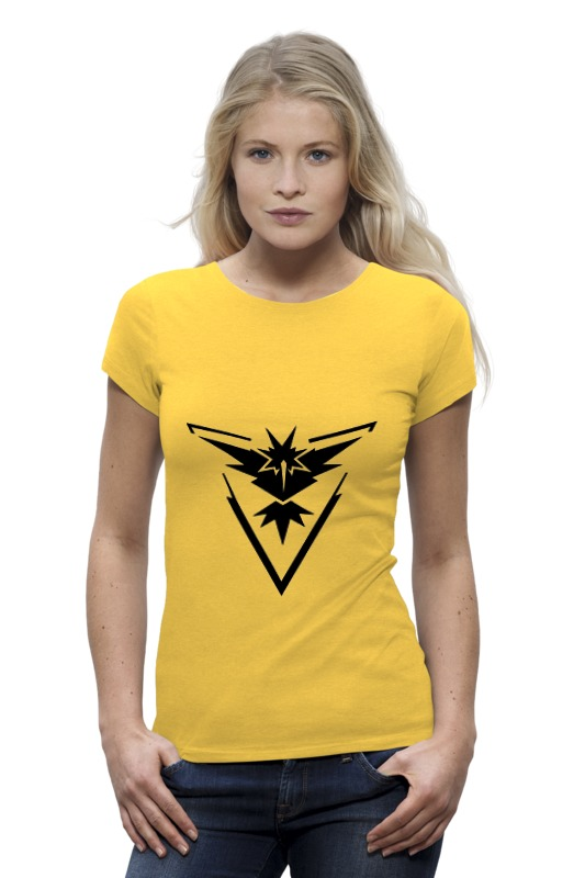 Футболка Wearcraft Premium Printio Pokemon go свитшот print bar pokemon go instinct team