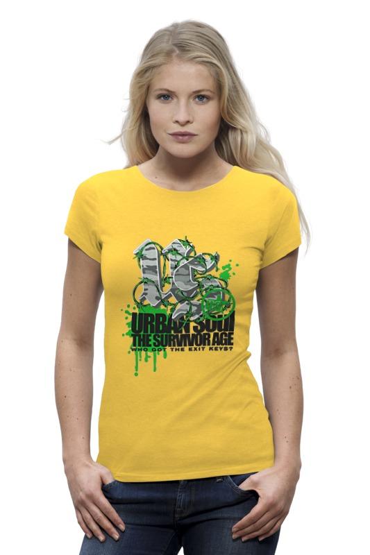 Футболка Wearcraft Premium Printio Urban soul футболка wearcraft premium printio urban environment arsb