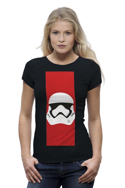 Футболка Wearcraft Premium Printio Star wars stormrooper/звездные войны штурмовик звездные войны штурмовик 1 12 star wars