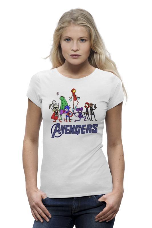 Футболка Wearcraft Premium Printio Мстители (avengers) футболка wearcraft premium printio avengers pigs