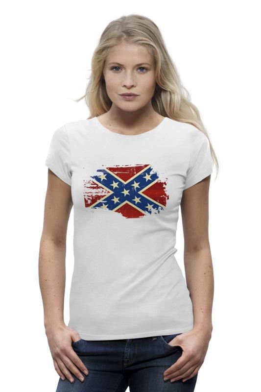 Printio Флаг конфедерации сша футболка wearcraft premium printio флаг ссср