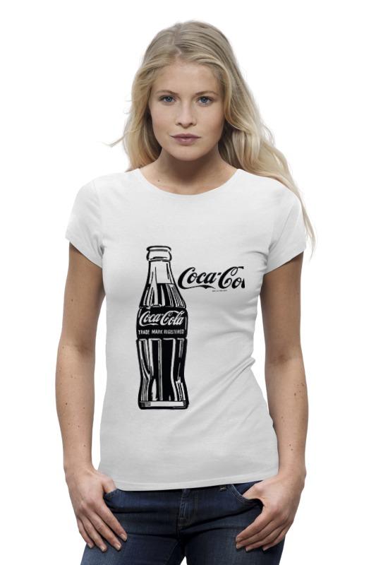 Футболка Wearcraft Premium Printio Кока-кола (coca-cola) блок глюкоза конфеты кола 42г