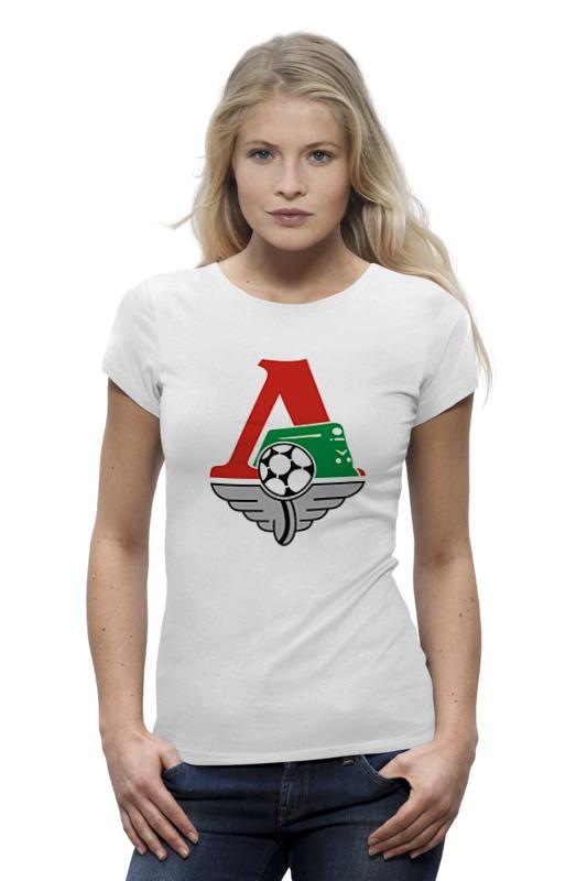 Футболка Wearcraft Premium Printio Локомотив футболка wearcraft premium printio козел