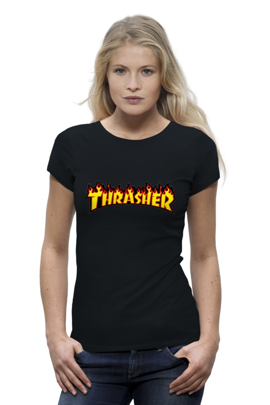 Футболка Wearcraft Premium Printio Thrasher