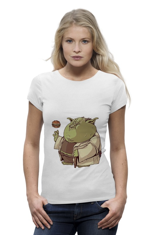 Printio Fat yoda футболка wearcraft premium printio fat finn