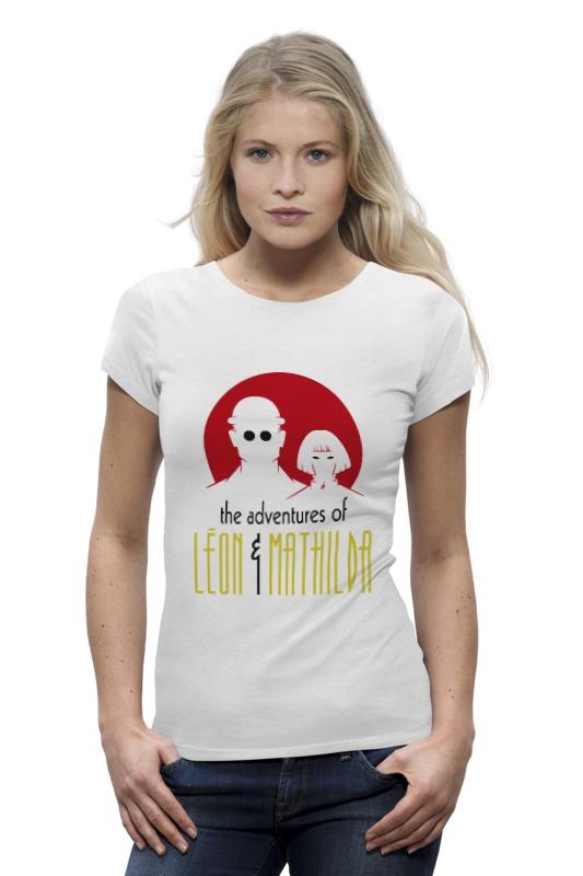 Футболка Wearcraft Premium Printio Leon & mathilda футболка wearcraft premium printio кит ричардс
