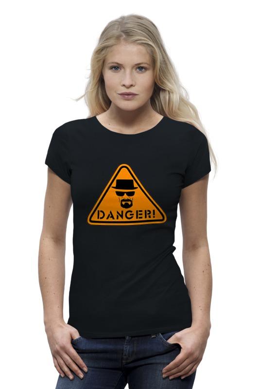 Футболка Wearcraft Premium Printio Danger! футболка print bar danger toxic