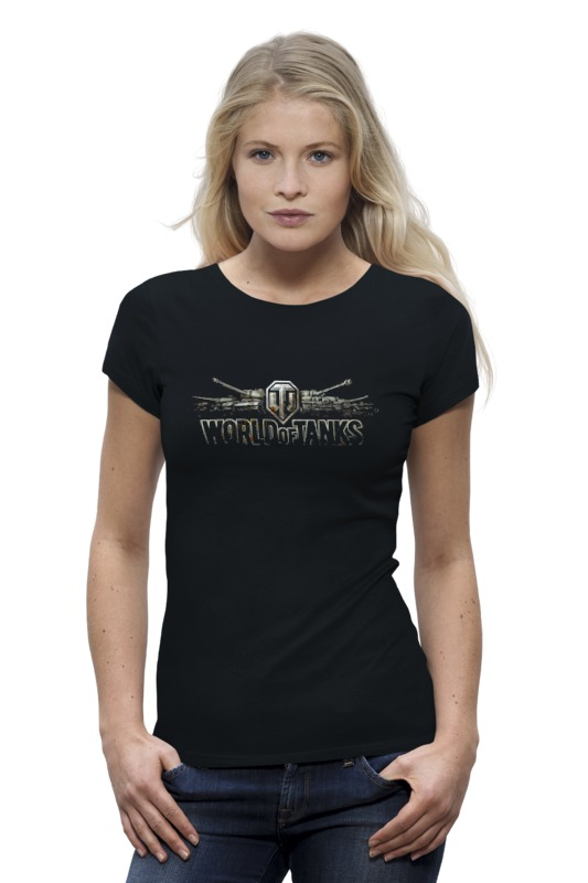 Футболка Wearcraft Premium Printio World of tanks tanks