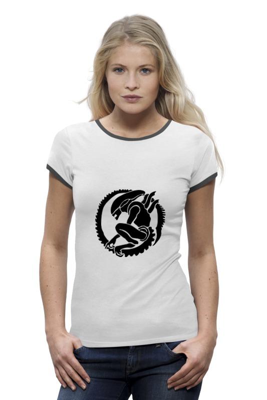 Футболка Wearcraft Premium Printio Чужой футболка для беременных printio чужой