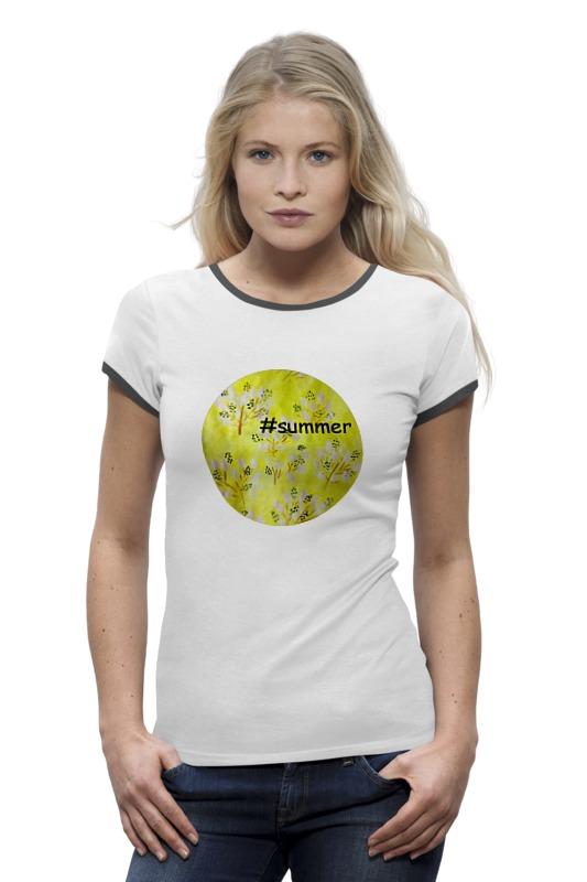 Футболка Wearcraft Premium Printio Солнечное лето футболка wearcraft premium printio красота смертельна