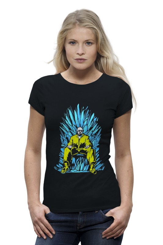 Футболка Wearcraft Premium Printio Heisenberg футболка wearcraft premium printio martin garrix