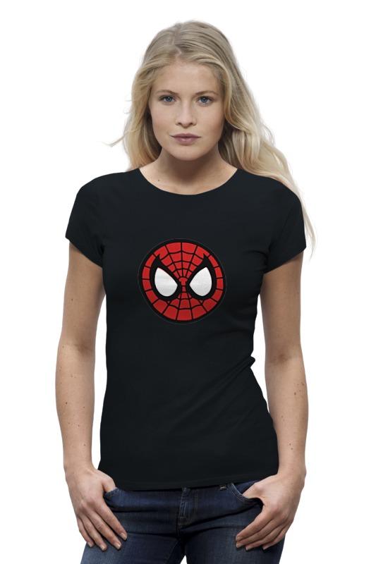 Футболка Wearcraft Premium Printio Spider-man / человек-паук футболка wearcraft premium slim fit printio spider man человек паук