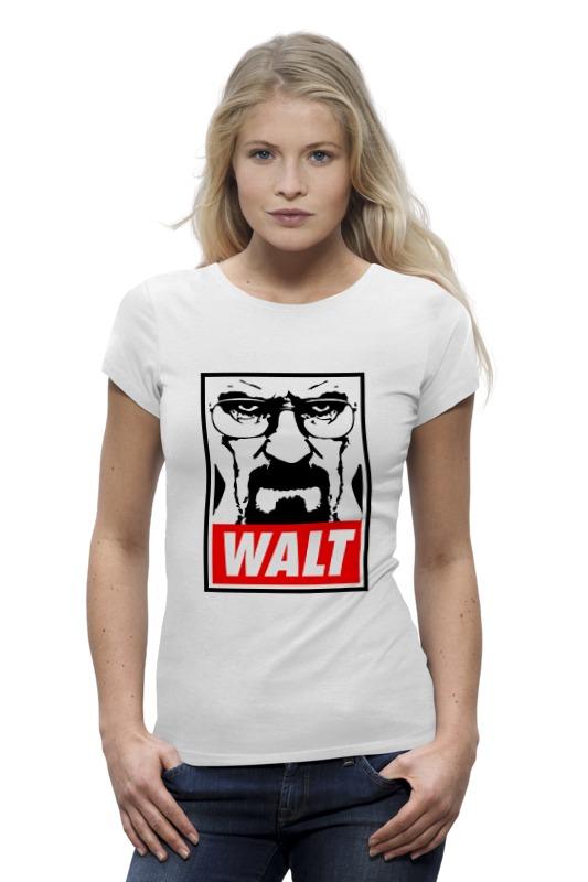 Футболка Wearcraft Premium Printio Уолтер уайт футболка wearcraft premium printio кит ричардс