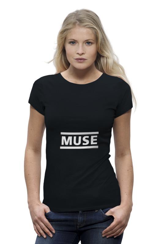 Футболка Wearcraft Premium Printio Muse! футболка стрэйч printio muse