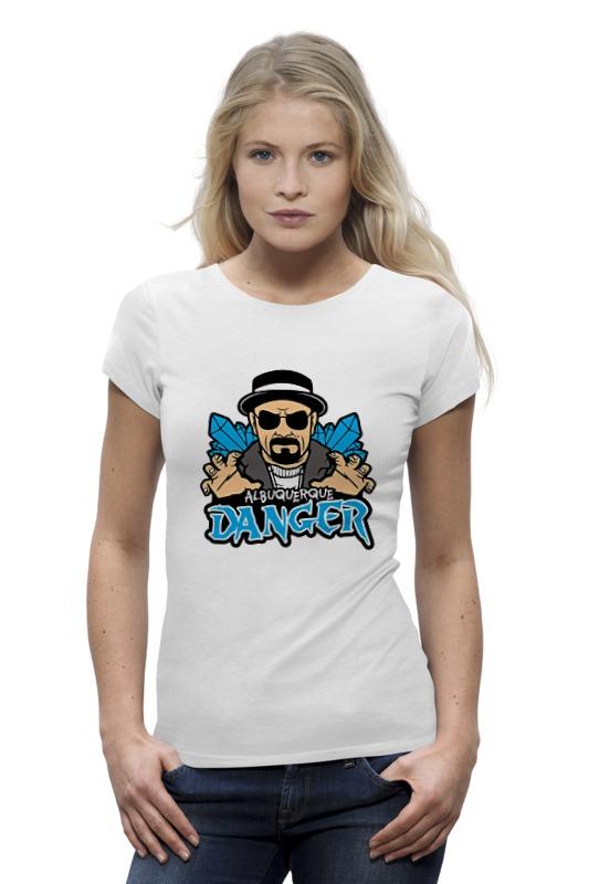 Футболка Wearcraft Premium Printio Heisenberg danger футболка wearcraft premium printio кит ричардс